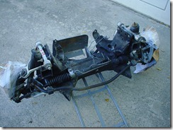 1984 Corvette front suspension