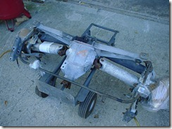 1984 Corvette rear suspension