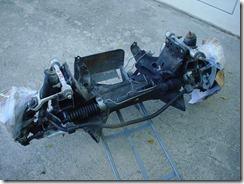 1984 Corvette front suspension
