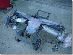 1984 Corvette rear suspension